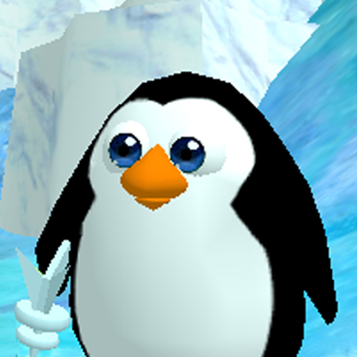 Hra - Penguin Run 3D