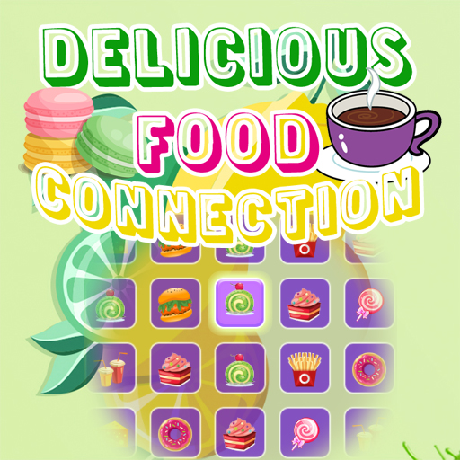 Hra - DeliciousFoodConnection