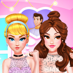 Princesses Best #Rivals