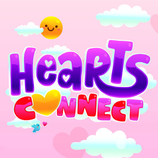 Hra - Hearts Connect