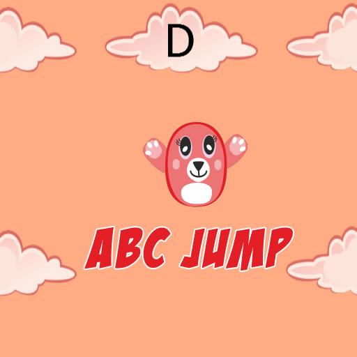 Hra - ABC Jump