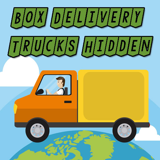 Hra - Box Delivery Trucks Hidden