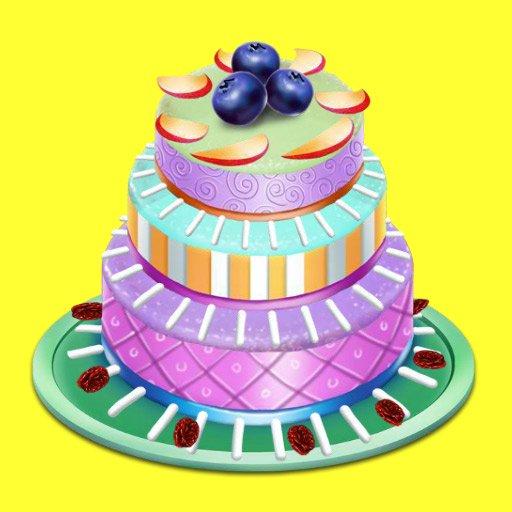Hra - Fruit Chocolate Cake Cooking