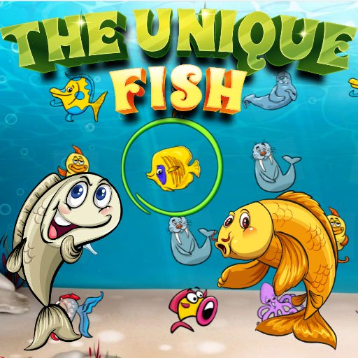 Hra - The Unique Fish