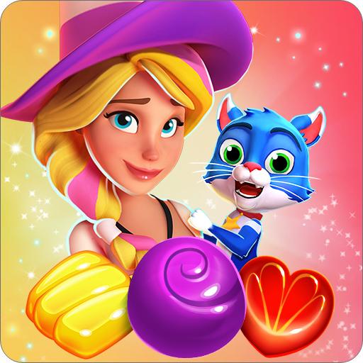 Hra - CandyMatch3Jelly