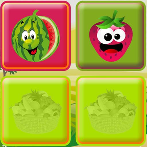 Hra - Pair Fruits