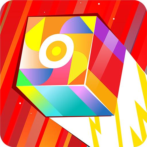 Hra - Geometrical Dash