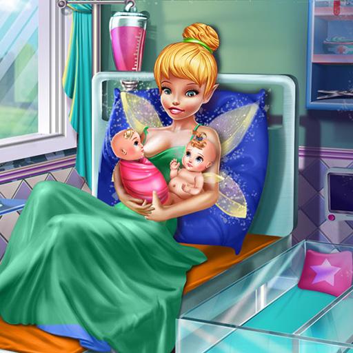 Hra - Pixie Twins Birth