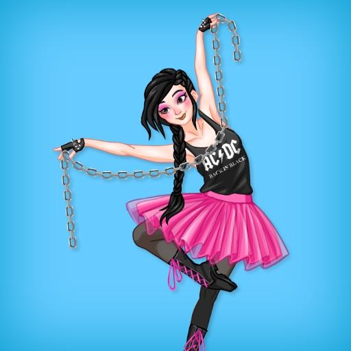 Hra - Princess Rock Ballerinas