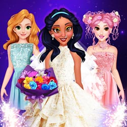 Hra - Princess Bollywood Wedding Planner