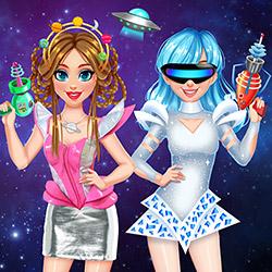 Hra - Intergalactic Fashion Show