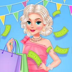 Princesses Yard Sale Mania