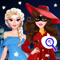 Hra - BeautySpyAdventure