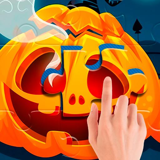 Hra - Halloween P!uzzle Game