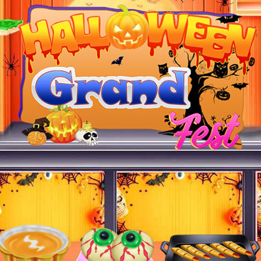 Hra - Halloween Grand Fest