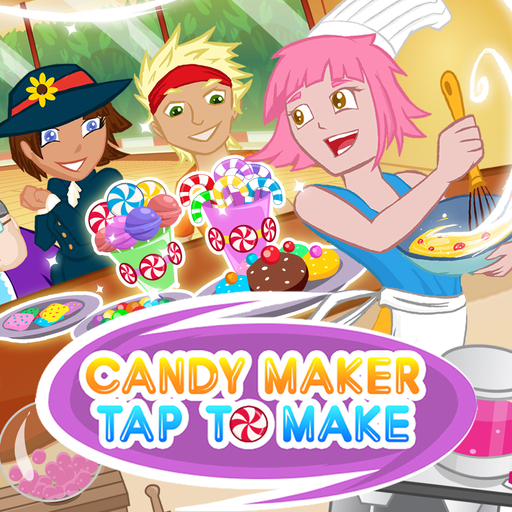 Tap Candy: Sweet Clickers
