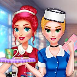 Princess Cafe Barista Outfits