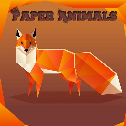 Hra - Paper Animals Pair
