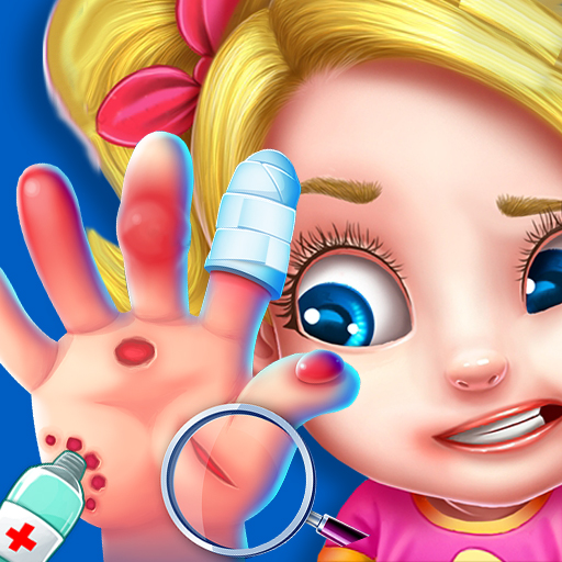 Hra - Hand Doctor - Hospital Game