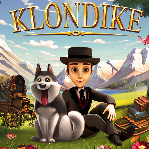 Hra - Klondike 1