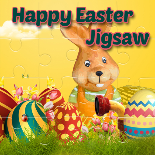 Hra - Happy Easter Puzzle