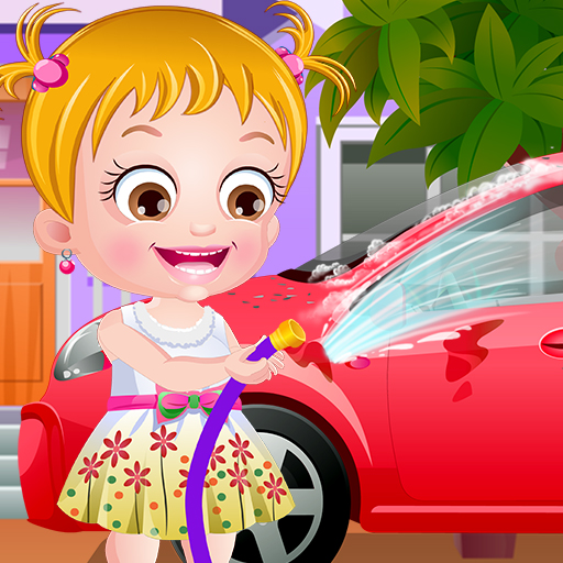 Hra - Baby Hazel Helping Time