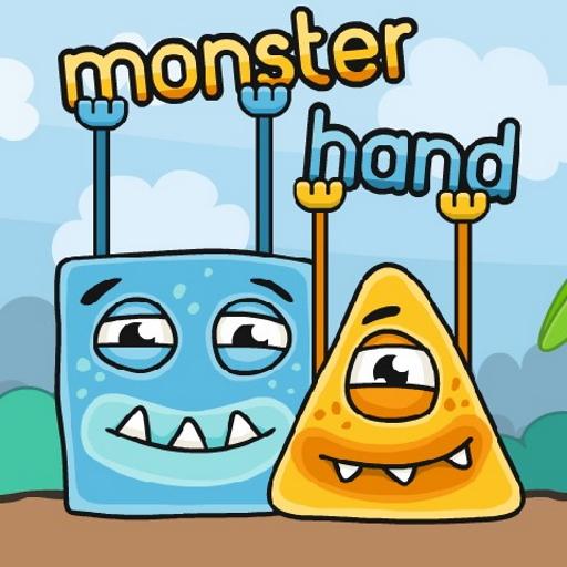Hra - Monster Hands