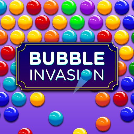 Hra - Bubble invasion