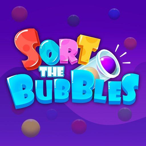 Hra - Sort The Bubble