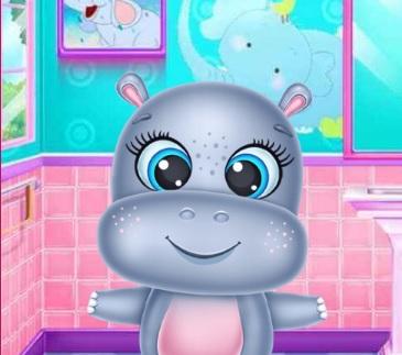 Hra - BabyHippoCare