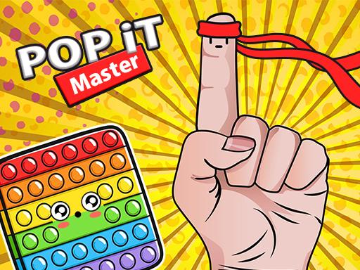 Hra - Pop It Master