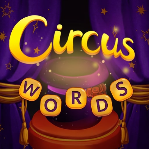 Hra - Circus Words