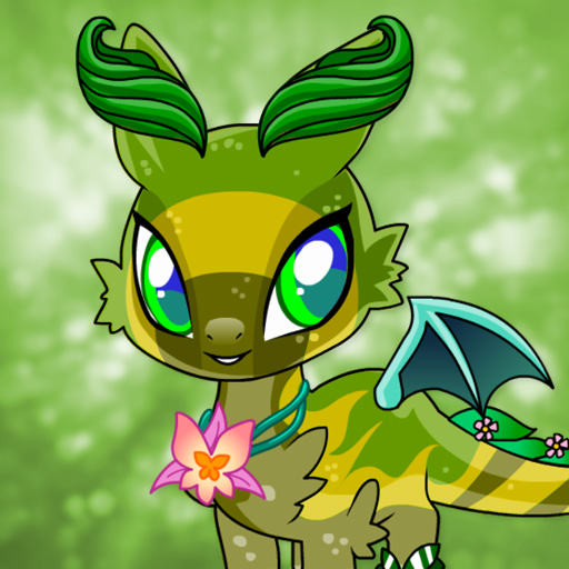 Hra - Cute Little Dragon Creator