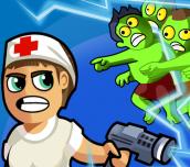 Hra - Zombie Royale.IO