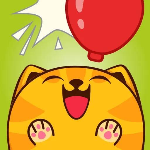 Hra - Puffy Cat