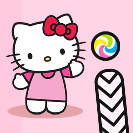 Hra - Hello Kitty Pinball