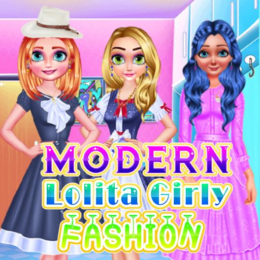 Hra - Modern Lolita Girly Fashion