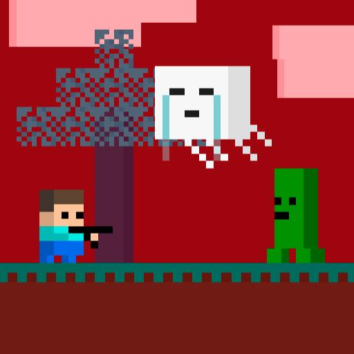 Hra - Steve Adventurecraft Nether