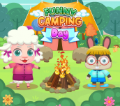 Hra - Funny Camping Day