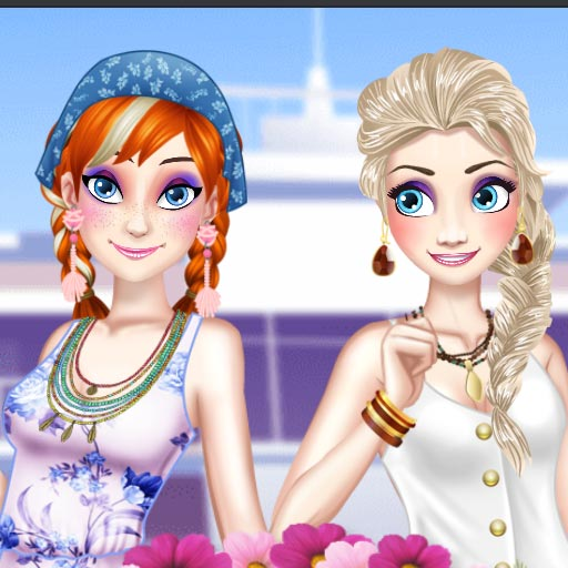 Hra - Ella and Anna Spring Break