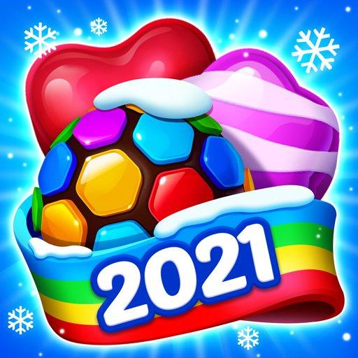 Hra - Candy Smash Mania